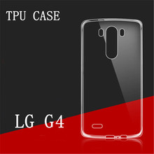For LG G4 H810 H815 Case LG G4 Cover Shockproof Ultra-thin Silicon & TPU Phone Cases For LG G4 g4 Cover Soft Back Case Fundas(China)
