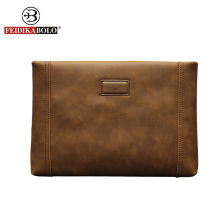 FEIDIKA BOLO Men Standard Wallet Men Clutch Leather Men Handy Bags Purse Monederos Carteras Masculina Hombre Men Wallets
