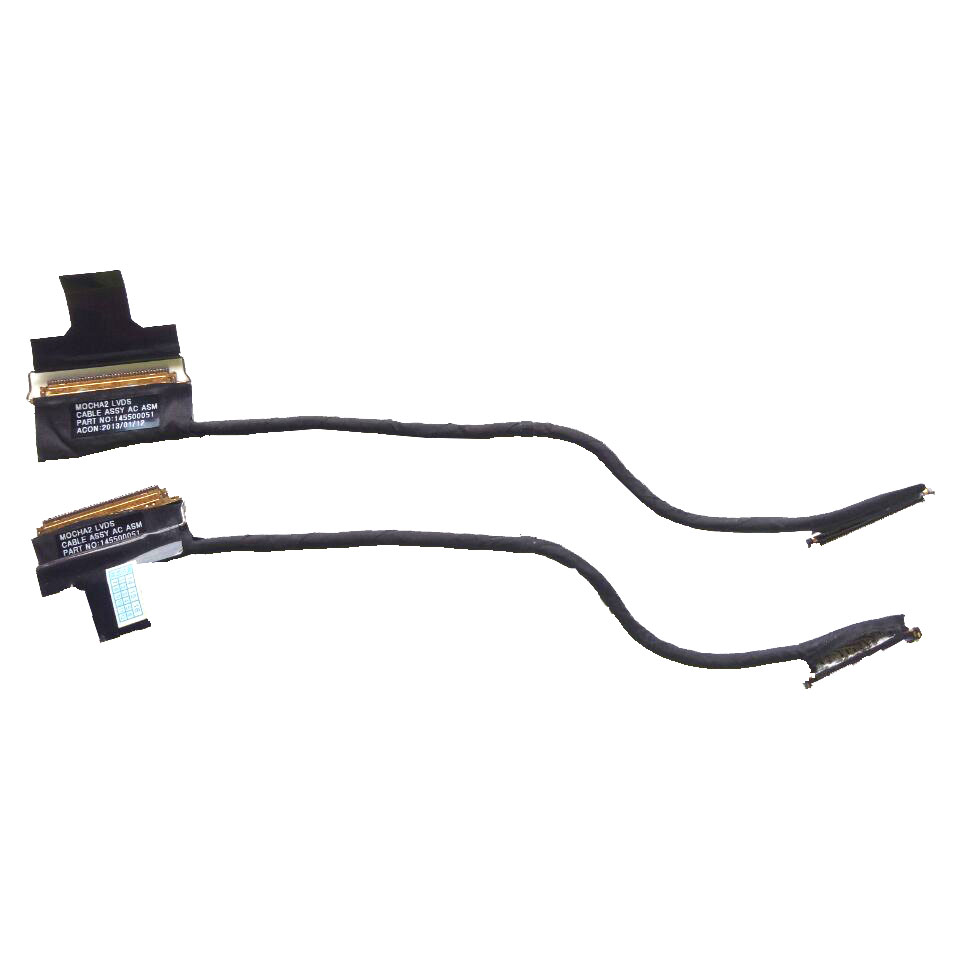Honesty Original Lcd Video Screen Cable For Lenovo Thinkpad Edge 2-1580 450.06705.0011 Computer & Office
