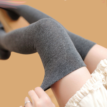 2017 New Fashion Women's Stockings Sexy Warm Thigh High Over The Knee Socks Long Cotton Stockings For Girls Ladies accessories