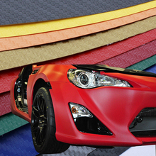 200X50cm 3D 4D Carbon Fiber Vinyl Film 3M Car Sticker Waterproof DIY Car Styling Wrap With Retail packaging Free Shipping