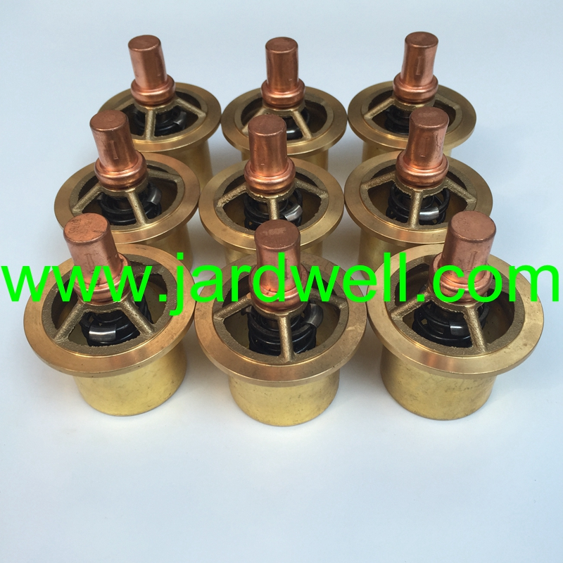 Replacement air compressor spares  for  Ingersoll Rand   thermostat Valve 35288117 openning temperature 70degree C<br>