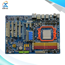 Gigabyte GA-M720-US3 Original Used Desktop Motherboard M720-US3  Nvidia nForce 720D Socket AM3 DDR2 ATX On Sale