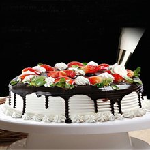 Cake Turntable 11'' Plastic Rotating Cake Sugarcraft Turntable Decorating Platform Revolving Cupcake Display Stand Cake Tools