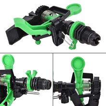 360 Degree Adjustable Rotating Water Sprinkler Plant Irrigation Watering Garden Spray Nozzle Lawn Dipper Sprikler Mayitr