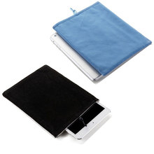 Universal cloth bag Pouch Sleeve Soft Laptop Bag Case for Android Tablet PC 7 inch 8 inch 9 inch 10 inch black blue color