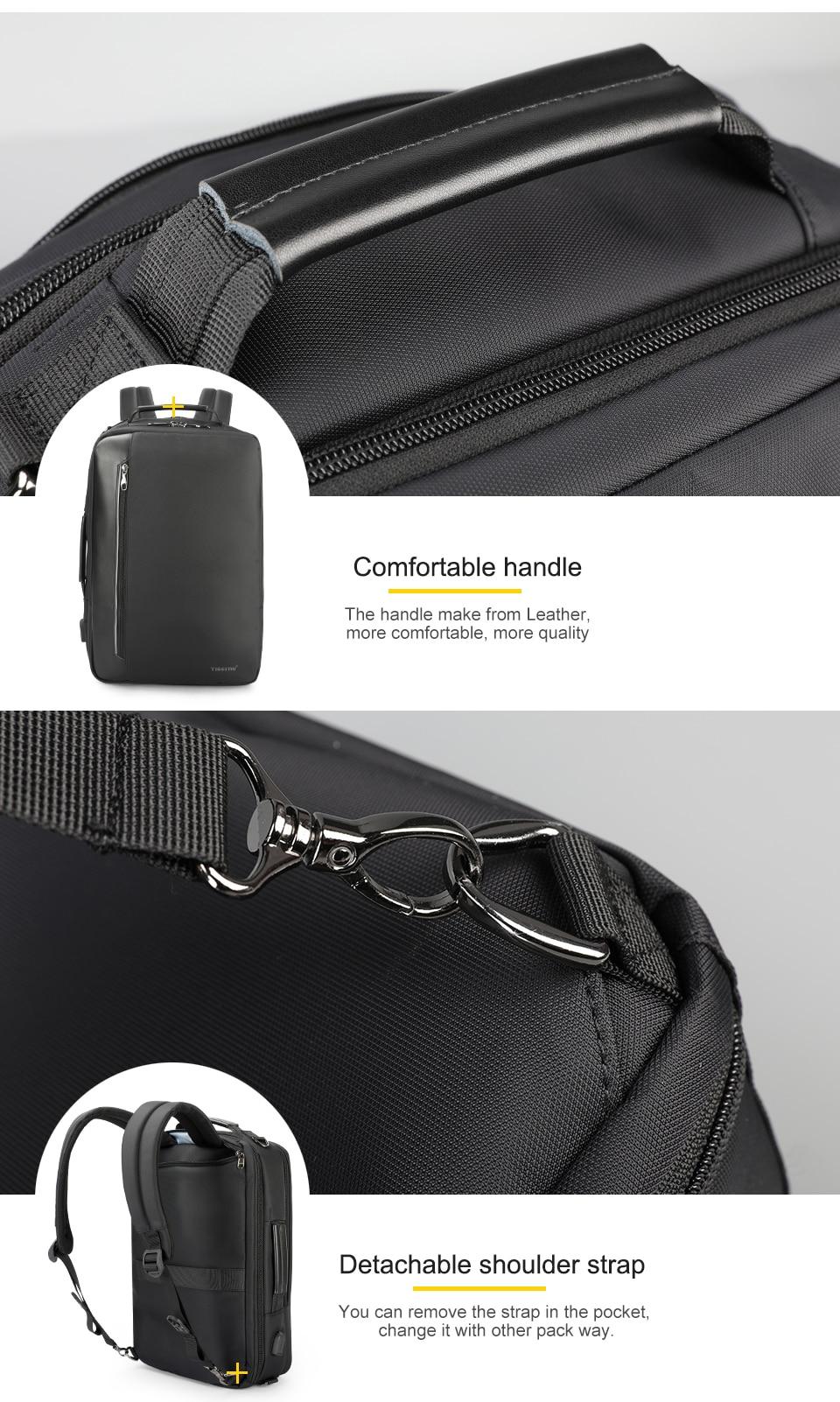 16.fashion business backpack for men