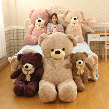 Giant Big Size Teddy Bear Kawaii Bear Plush Toys Stuffed Animal Juguetes Girls Toys Gift 60cm/80cm