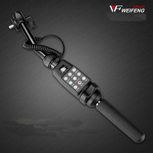 Weifeng 717 tripod Zoom DV camcorder remote control handle 718 camera tripod handle(China)