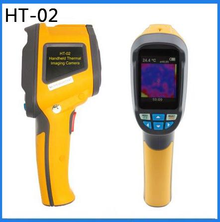 ht 02 handheld thermal imaging camera infrared thermometer
