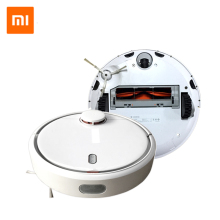 XIAOMI MI Robotic Vacuum Cleaner MIHOME Original Planned Type Sweeping Dust Sterilize Smart Planned Mobile App Remote Control