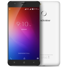 Blackview E7 4G Smartphone 5.5 inch Android 6.0 MTK6737 Quad Core Mobile Phone 1GB RAM 16GB ROM 8.0MP 2700mAh Smart Phone