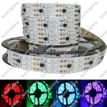 5M 12V 5050 SMD WS2811 IC 90LED/M 450LEDs 3 Straight Row Dream Color Pixel LED Strip,IP20 Non-waterproof or IP67 Waterproof