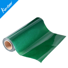 Q2-1 High Quality Glitter Iron On Heat Transfer Vinyl 0.5*30m/Roll Low Price Sale(China)