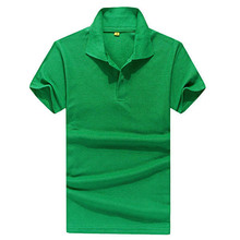 Men Classic Lapel POLO Short Sleeve Casual  Shirts Tops M-3XL