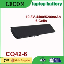 Hot china products wholesale replacement  5200mAh laptop battery for HP PAVILION DM4 DV3 DV4 DV5 DV6 DV7 G4 G6