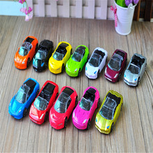 Hot Speed Alloy Cars Models Kids Toys Wholesale Four Color Metal Classical Car  TY010 A Creative Gift Children Like Car 1PCS