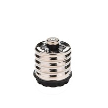 1PCS E40 to E27 LED Light Base Lamp Bulbs Adapter Socke Converter Base Holder 45 mm H * 40 mm Diameter On Sale(China)