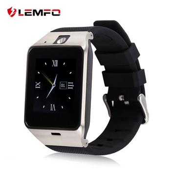 Lemfo gv18 smart watch clocksupport tarjeta sim tf conectividad bluetooth para el teléfono android