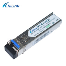 Free Shipping! 1G 1000BASE Single Fiber LC/SC BiDi 1.25G Tx1310nm/Rx1550nm 20km WDM SFP with DOM Function(China)