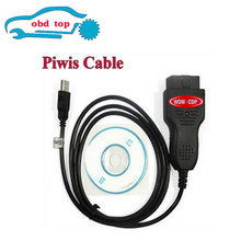 newest Version USB and OBDII diagnostic tool for porsche piwis cable with multi-functions and good quality