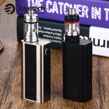 Original Joyetech Cuboid TC 150W Mod with Vaporesso TARGET Pro Tank 2.5ml Atomizer w/CCELL Coil Electronic Cigarette Kit