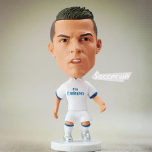 "Soccer Player Star 7# C.RONALDO (RM-2017) 2.5"" Action Dolls Figurine FreeShipping"