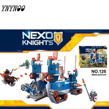 (YNYNOO)Nexo Knights Fortrex Moving Castle Marvel Nexus Building Blocks Kids Toys Christmas Gift Compatible 70317 - Diana Little Store store