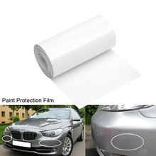 Car Door Edge Stickers Sill Edge Paint Protection Satin Finish Vinyl Wrap Guard Anti-Scratch Film Vinyl Sheet 20cm x 160cm