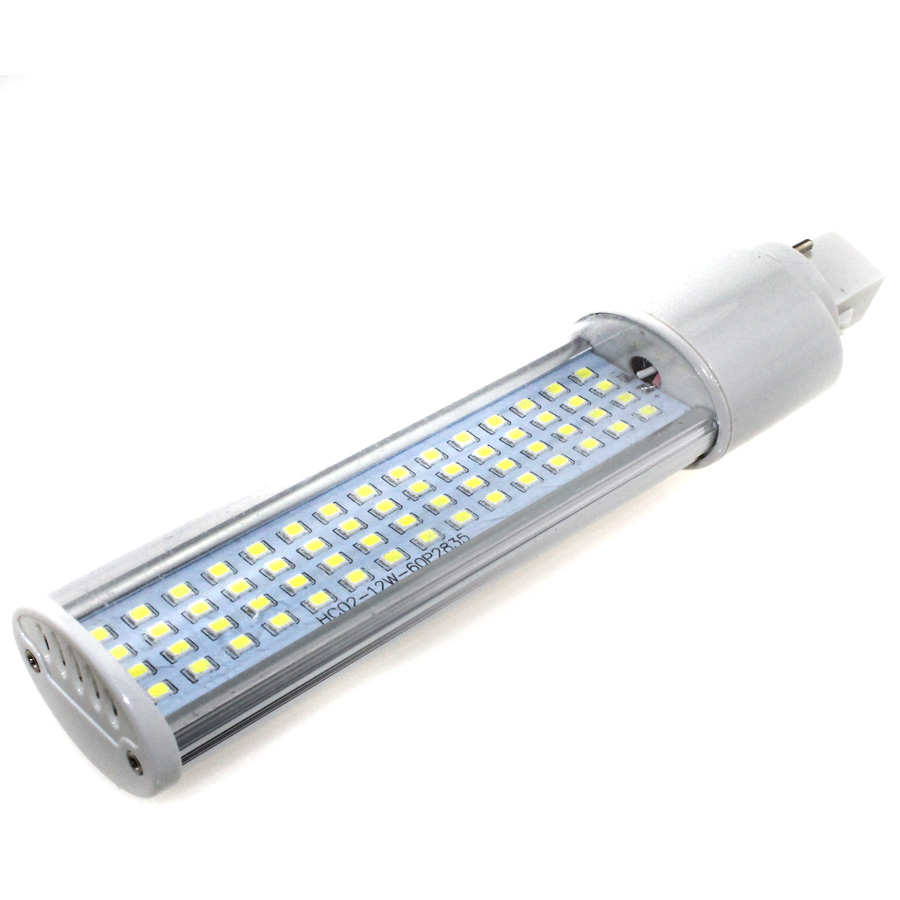 J85 New SMD 2835 G23 G24 E14 E27 LED 12W bulb lamp 60leds,12W Corn Bulb Light AC85-265V  -  SuperLight Store store