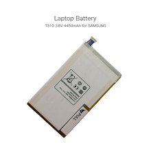 2 Cells 3.8V 4450mAh New Laptop Computer Battery for Samsung Galaxy Tab 3 8.0 T310 T311 E0396 T15 T4450E TLaD628As/9-B Netbook