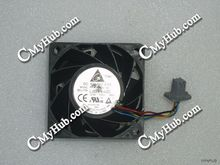 New Genuine For Dell PowerEdge R710 R715 R810 R815 R5500 0419VC PFR0612UHE CWPP4-A00 DC12V 1.50A 4Pin 4Wire Server Cooling Fan(China)