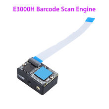 Blueskyses E3000H PDF417 QR Code DataMatrix AztecBar Code Scanner Module 2D Barcode Scanner Engine USB Interface Scan Engine 2D(China)