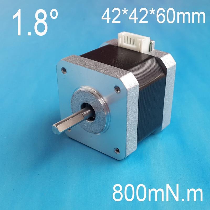 42 stepper motor 1.5A 48mm 17HD48004-22B engraving machine 3D printer<br>