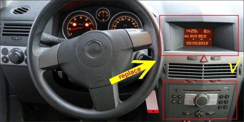 For Chevrolet For Holden 2004~2014-4