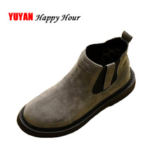 New 2017 Autumn Winter Shoes Women Chelsea Boots Warm Plush for Cold Winter Fashion Womens Ankle Boots Ladies Brand Shoes ZH2248(China)