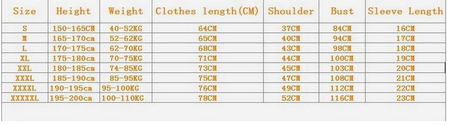 Jalee Man 18 Men's T-Shirts Plus Size 5XL Tee Shirt Homme Summer Short Sleeve Men T Shirts Male TShirts Camiseta Tshirt Homme 1