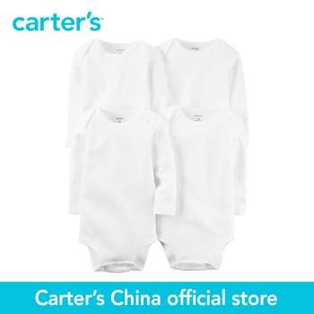 4 pcs bébé enfants enfants D'origine Combinaisons de Carter 126G388, vendu par Carter de Chine boutique officielle