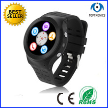 best quality s99 Smart Watch Phone 3G WiFi phone watch Support Android APP Downloading Heart Rate Monitoring GPS SIM camera(China)