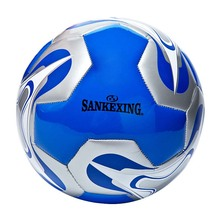 High Quality Official Standard Soccer Ball Size 5 Training Futebol ballon de Football Balls 2016 2017 futbol Match Voetbal Ball(China)