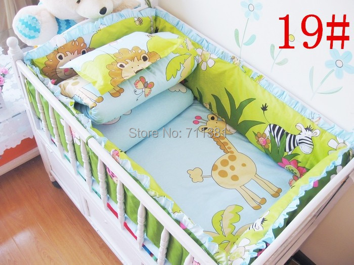 All Design For Baby S Healthy Crib Bedding Set Contain Pillow Sheet Pers Quilt Etc Cotton In Sets From Mother