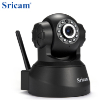 Sricam SP012 720P Wireless IP Camera Home Security Camera Wifi Pan/Tilt Surveillance P2P Baby Monitor Remote View Certificate