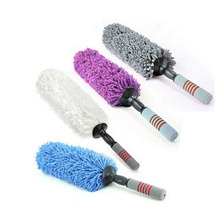 Microfiber Car Washer Cleaning Car Care Flexible Brushes Microfiber Washing Auto Styling Supplies Accessories