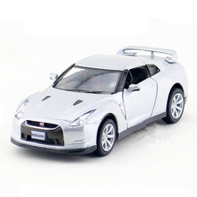 Kinsmart Scale 1:36 Car Toy, Diecast & ABS Japanese Model Cars, Simulation Vehicle For Collection, Kids Toys, Brinquedos Gift(China)