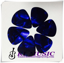 Good price best musical instrument enough stock guitar pick, Navy Blue pearl guitar picks