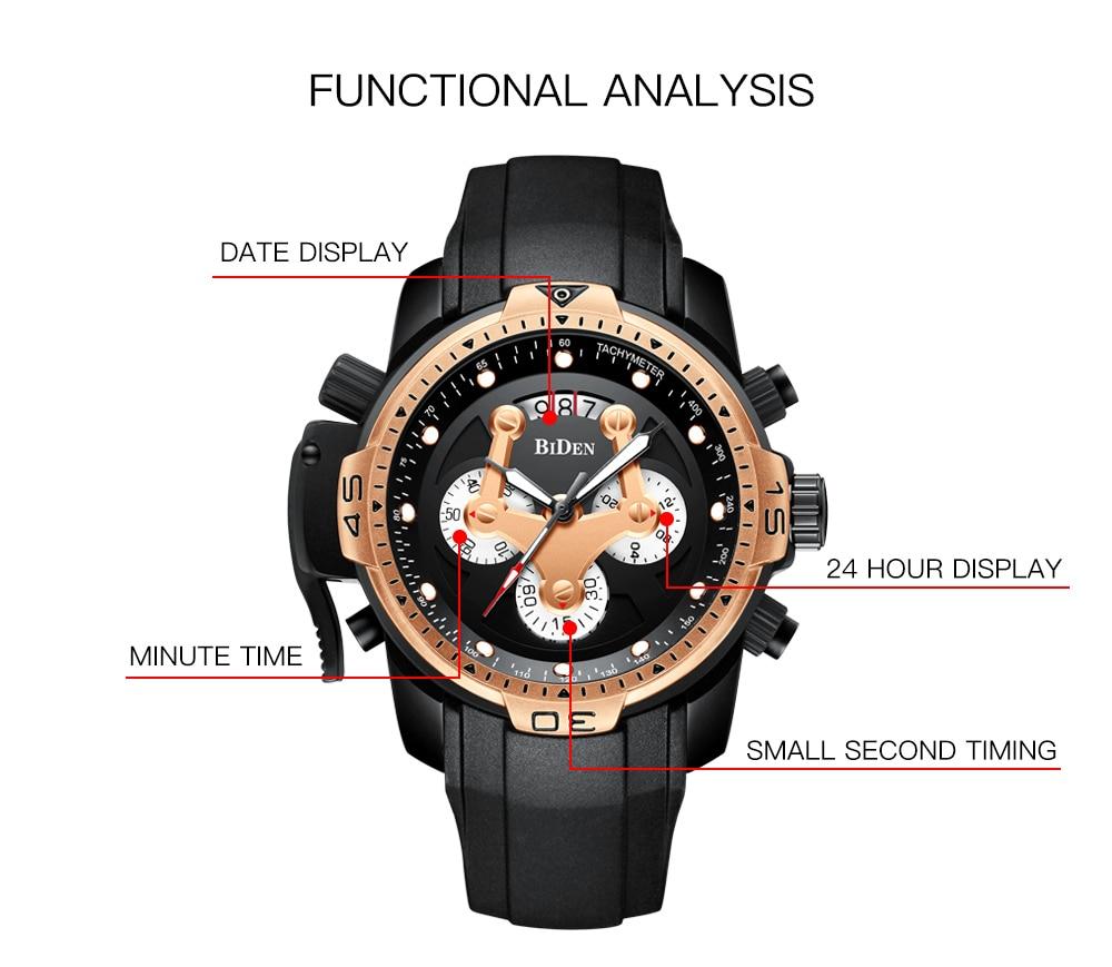 246b7e44758f Detalle Comentarios Preguntas sobre Reloj Masculino BIDEN relojes ...