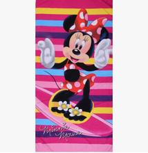70*140 Mini cartoon Micro fiber large Bath Beach Towel face sport travel ice towels hair cooling cool mats for kids adults gift