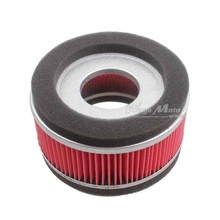 Air Filter GY6 Scooter Moped Go Kart 150cc 125cc Round Style Cleaner Chinese(China)