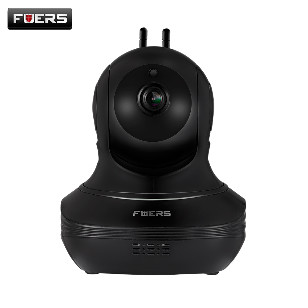 Fuers 1080P HD WiFi Camera Wireless Surveillance Camera with Cloud Storage Night Camera Monitoring with Study Function<br>