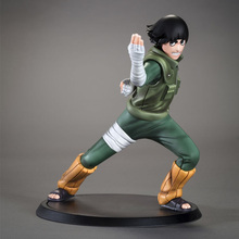 NARUTO Rock Lee 14cm high PVC Action Figure Model NO Box (Chinese Version)(China)